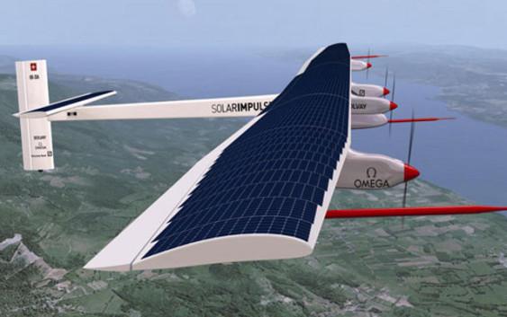 Suisse solar impulse