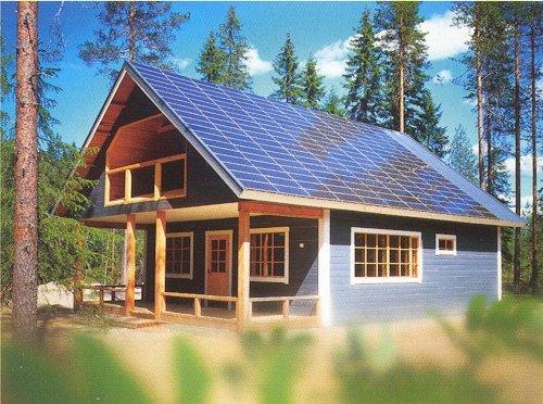 énergie solaire pour la maison